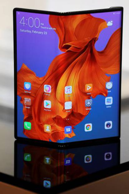 Nuevo Huawei Mate X .