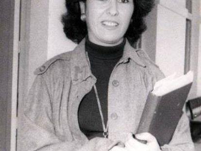 La investigadora literaria Marisol Dorao.