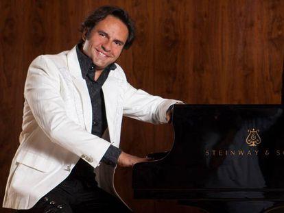 El pianista Manuel Carrasco Tubio, uno de los tres principales imputados en el 'caso rueda'.