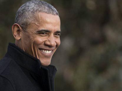 Barack Obama, en la Casa Blanca.