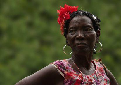 Ceferina Banquez, cantadora del caribe colombiano.