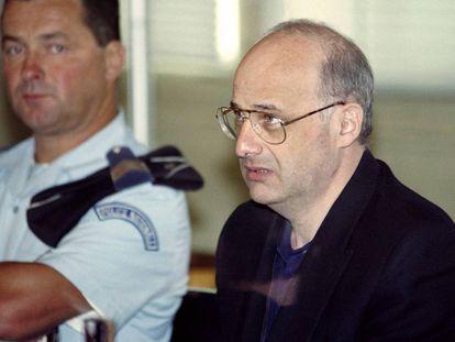 Jean-CLaude Romand, en 1996.