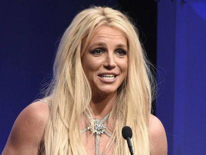 La cantante Britney Spears, en Beverly Hills en 2018. / CHRIS PIZZELLO / AP
