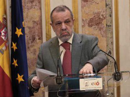 Fernández Marugán critica la falta de medidas planteadas por el Gobierno