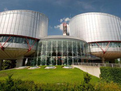La sede del Tribunal Europeo de Derechos Humanos de Estrasburgo.