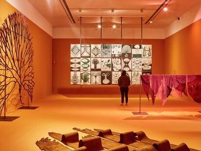 Exposición 'Un encuentro vegetal' en La Casa Encendida.