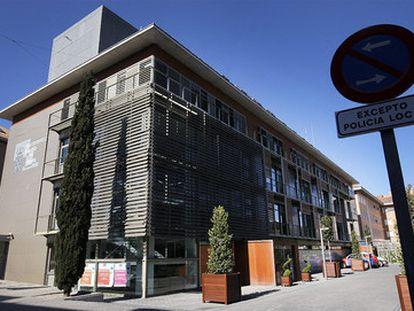 Sede del Ayuntamiento de Boadilla del Monte.