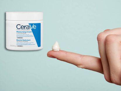La hidratante de CeraVe que se comercializa en un bote familiar está siendo un éxito de ventas en Amazon.