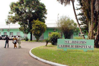 El hospital San José, ahora cerrado.