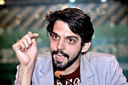 Antonio Attolini, en una rueda de prensa.