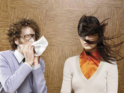 Cómo diferenciar una gripe de un simple resfriado (y cuándo deja de ser contagiosa)