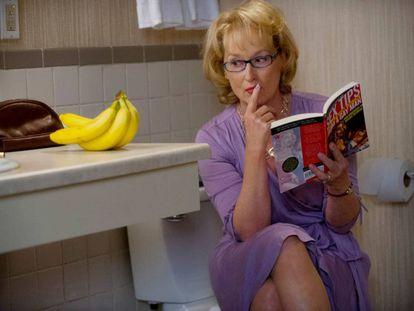 """""""Si no se atiende correctamente una preocupación sexual podría convertirse con el tiempo en una fobia. Por eso, ante un primer síntoma de temor, hay que tratar de resolverlo"""", dicen los especialistas. En la imagen, Meryl Streep en la película 'Si de verdad quieres'."""