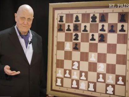 El  Leonardo da Vinci  del ajedrez firma una obra maestra sobre escaques débiles del mismo color