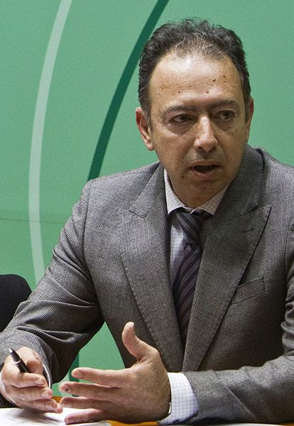El ex director general de Trabajo de la Junta, Daniel Rivera.