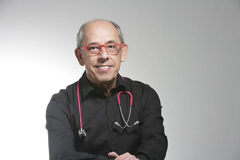 El pediatra Fernando García-Sala Viguer