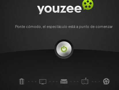 Youzee, el videoclub en Internet de Yelmo.