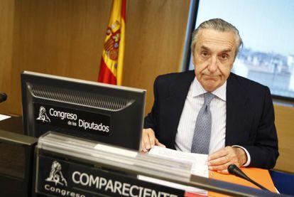José María Marín Quemada, presidente de la Comisión Nacional de los Mercados y la Competencia.