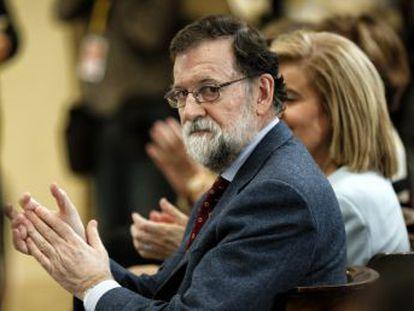 Después de Ciudadanos, el PNV es la fuerza con la que Rajoy quiere entenderse