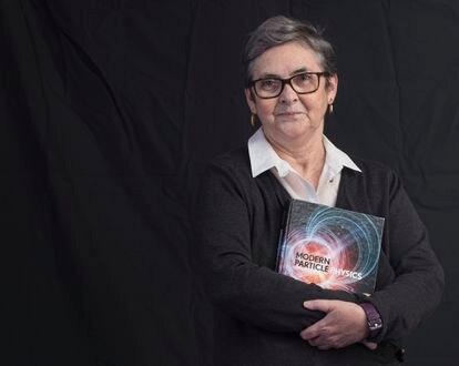 Teresa Rodrigo, en una imagen tomada el pasado año.