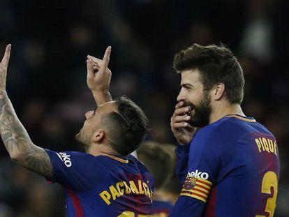FOTO: Copa del Rey 2017. / VÍDEO: Declaraciones de entrenador y jugadores tras el partido.