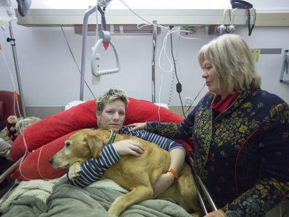 La medallista paralímpica belga Marieke Vervoort recurrió a la eutanasia en 2019 por los dolores que sufría.