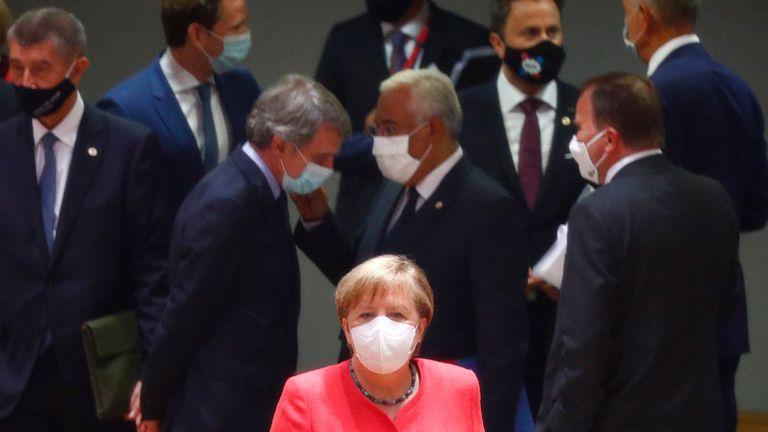 Cumbre del coronavirus: Holanda exige a España e Italia reformas ...