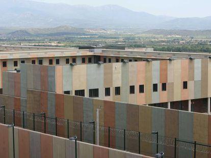La prisión de Puig de les Basses, en Figueres.