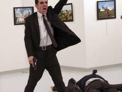 La foto y el asesino