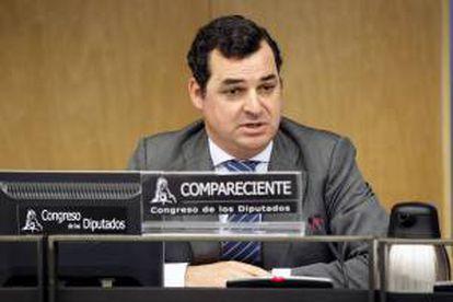 El presidente de RTVE, Leopoldo González Echenique. EFE/Archivo