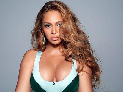 Beyoncé, en 2020.