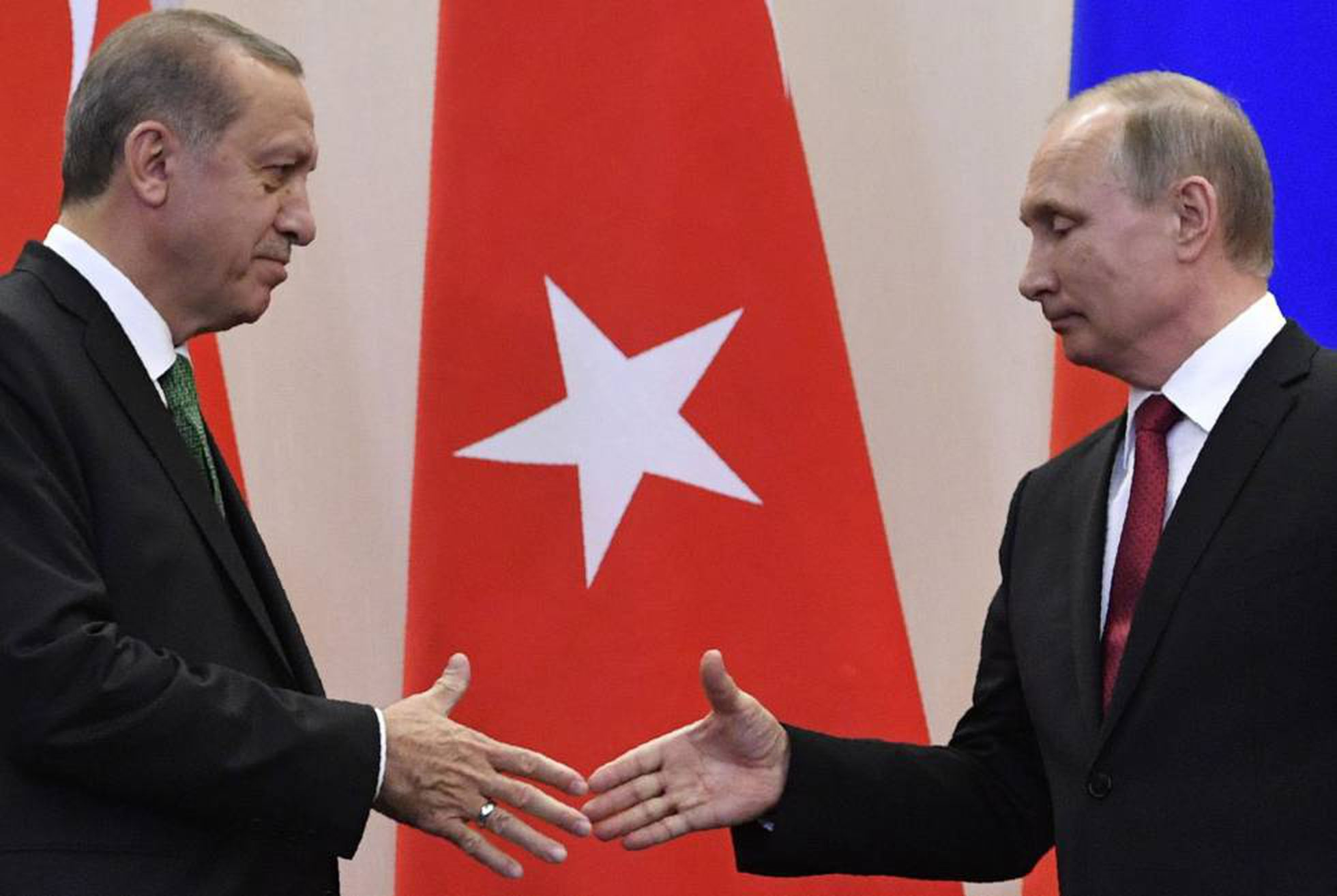 Turquía anuncia que ha comprado a Rusia misiles de defensa antiaérea |  Internacional | EL PAÍS