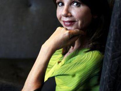 """Victoria Abril: """"La serie me está dando una vidilla...""""."""