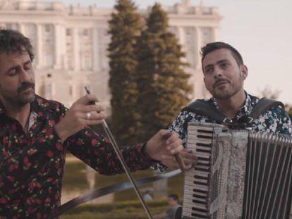 Fetén Fetén: la música instrumental que canta