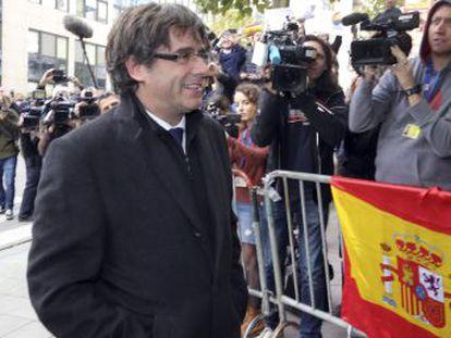 El Consejo de la República, con sede en Bélgica, impulsaría una constitución catalana
