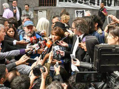 La autopsia confirma que Santiago Maldonado murió ahogado