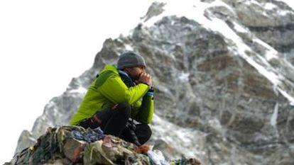 Una imagen de Ferran Latorre recogida en el documental de TV3.