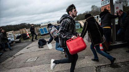 Una imagen del segundo capítulo de la serie francesa 'El colapso'.