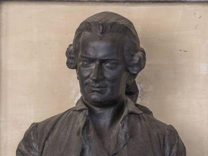 Se conmemora el 287º aniversario del nacimiento de Jan Ingenhousz