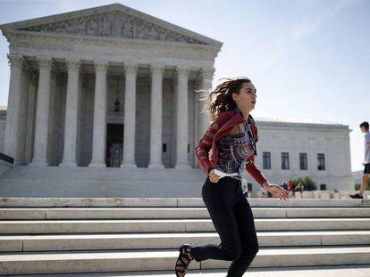 Sede del Tribunal Supremo de Estados Unidos en Washington