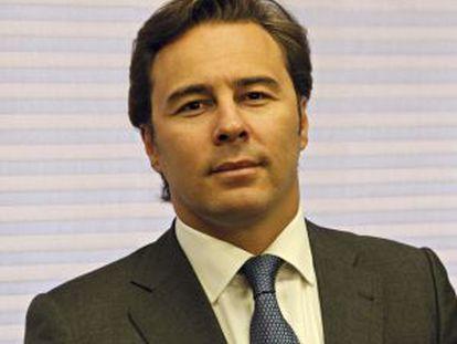 Dimas Gimeno, director general del Corte Inglés.