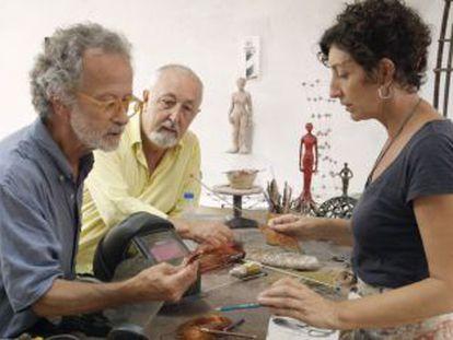 Fernando Colomo, en 'Isla bonita'.