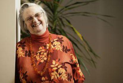 Elinor Ostrom, ganadora del Nobel de Economía en 2009.