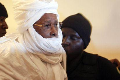 El exdictador chadiano Hissène Habré, durante el juicio celebrado en Dakar en 2016.