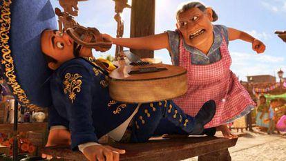 Fotograma de la película 'Coco'.