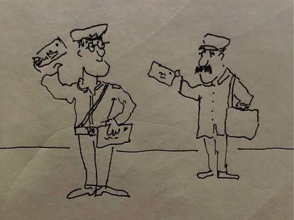 Ilustración de Jorge F. Hernández.