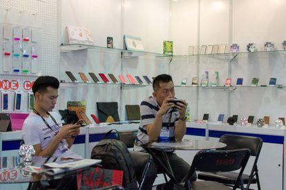 Muchos stands en Computex apenas son visitados, pero sus productos pueden ser muy vendidos en Amazon, eBay o Alibaba.