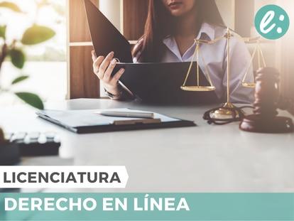 ¡No dejes pasar esta oportunidad para convertirte en un abogado y dedicarte al mundo de las leyes!
