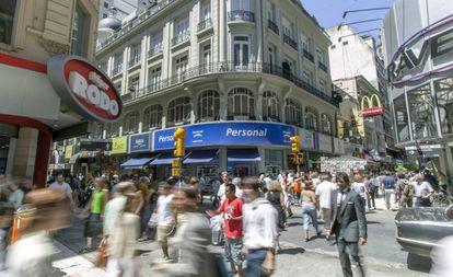 Distrito de Micro Centro en Buenos Aires.