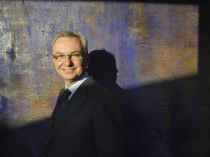 Josep Baselga, oncólogo catalán, en noviembre de 2011.
