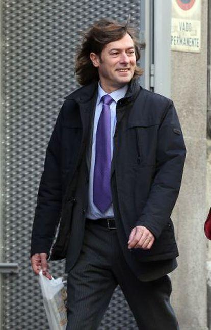 Santiago Pedraz, instructor del caso Couso.